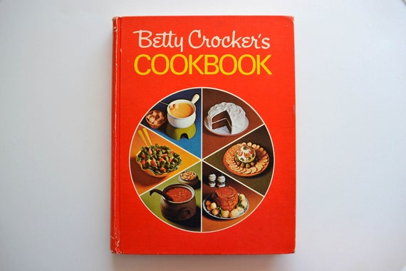 Betty Crocker's Cookbook (Beloved RED PIE Edition)