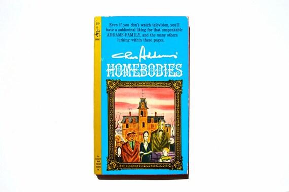 Charles Addams' Homebodies 1965