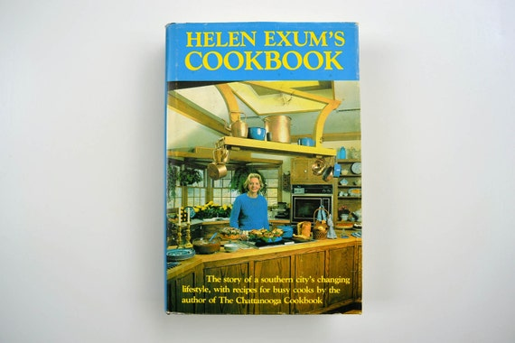 Helen Exum's Cookbook - Chattanooga