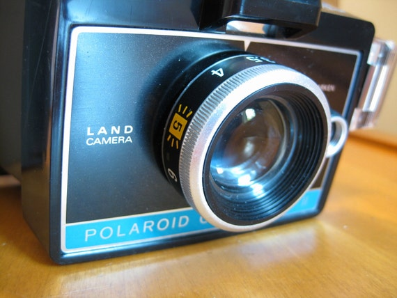 polaroid colorpack ii land camera 1960 39 s. Black Bedroom Furniture Sets. Home Design Ideas