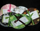 Eco-Friendly Nursing\/Breastfeeding Pads (Set of 5)