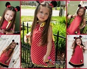 Minnie Mouse Dress RESERVED for M.Jordan