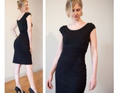 Wiggle Dress with Stretch and Pockets FREE SHIPPING