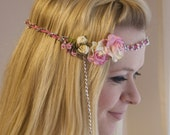 Belle- hair wreath