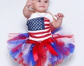 Sale 4th of July flag halter corset top sizes 12 18 Months 2T 3T 4t 5t