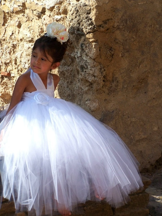 private for GildedOwl Gorgeous Flower Girl Princess Fully Sewn and Satin  Lined Tutu Gown Wedding Dress 12 months 18 2t 3t 4t 5t 6 girls