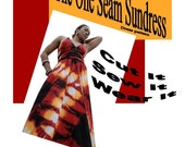 The One Seam Sundress - PDF Pattern