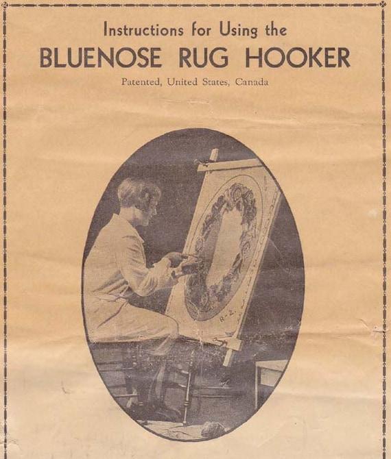 Bluenose Instruction Booklet In PDF Format
