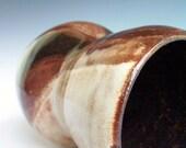 Ceramic Curvy Vase - Thoughtful Gift