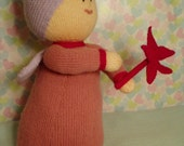PDF Knitting Pattern - Fairy Godmother
