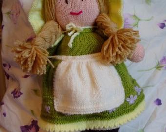 PDF Knitting Pattern - Evie