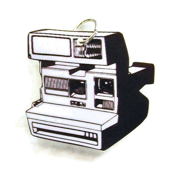 Vintage Camera Necklace Small Pendant Gifts for her