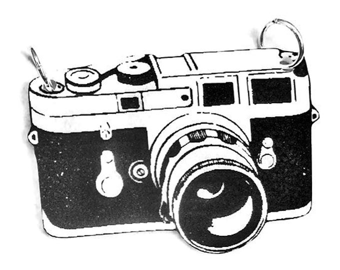 CAMERA Small Pendant Necklace Gifts for her