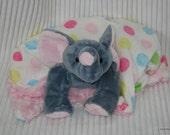 Security Blanket - Elephant - Lovems