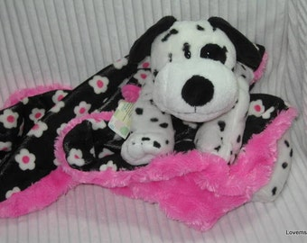 Security Blanket  Lovie Baby Blanket Puppy - Lovems