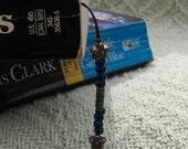 Czech Glass Beaded Bookmark - PIF