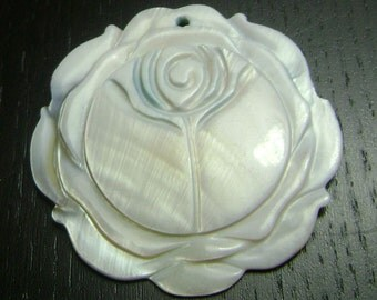 CLEARANCE !!! Barely Blue -- White Rose with Blue Veining