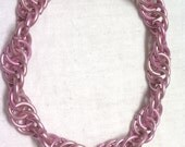 Custom Spiral Chainmaille Bracelet