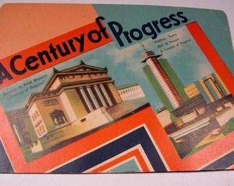 1933 Chicago World's Fair Century of Progress needle kit