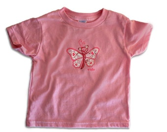 Butterfly Kid's T-Shirt