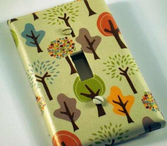 Switchplate- Grateful Tree Farm  (118)