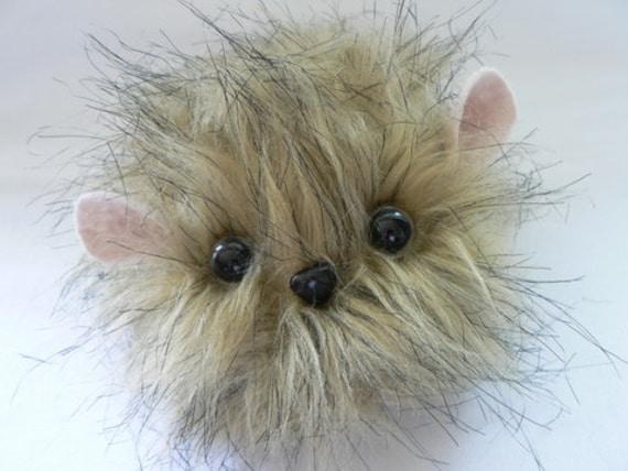 MYRTLE Fuzzy Guinea Puff plush toy