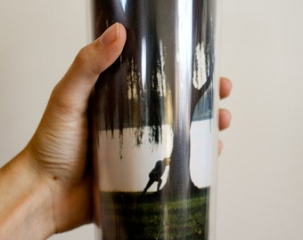 READY TO SHIP: Travel Mug for Runner