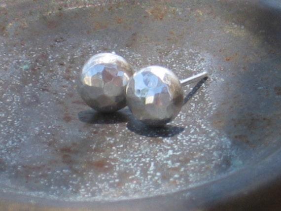 Smarty silver earrings