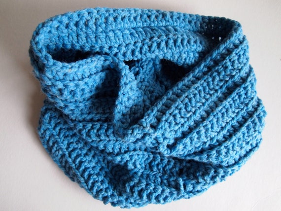 Hand crocheted cowl scarf, crochet scarf, crochet infinity scarf, winter accessories