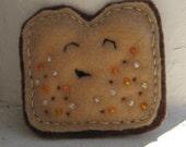 Sweet Accessories - Cinnamon Toast Pin\/Brooch