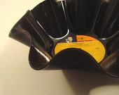 Frank Sinatra - Recycled Record Bowl