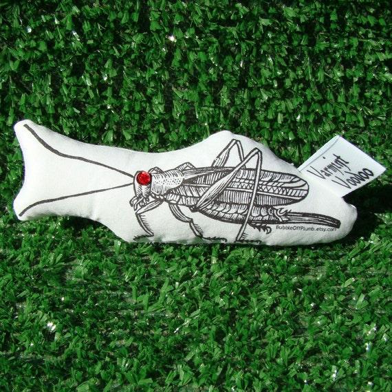 Varmint Voodoo Grasshopper, Cricket or Locust Edition