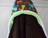 Baby-Hooded Towels-Boys-T...