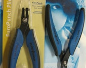 1.25mm Euro Tool Metal Hole Punch Plier 1172 x1
