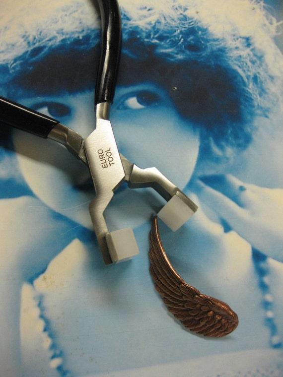 Nylon Jaw Metal Bracelet Bending Plier Euro Tool  1174 x1