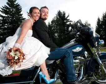 ENCHANTED Wedding Bouquet
