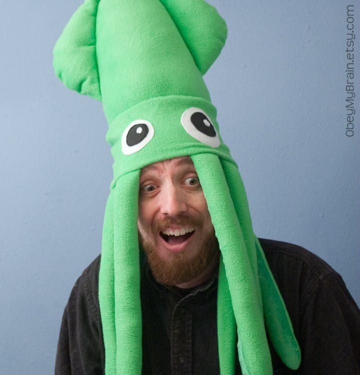 Squid Hat