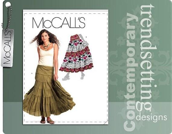 Boho Skirt Pattern 101