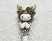 Hair Stick Hello Kitty Cosplay Reindeer