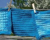 Textured wash cloths