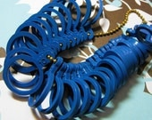 One New Plastic Multiple Ring Sizer in US Standard Sizes Great for Jewelry Salesman