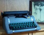 Vintage Portable Toy Typewriter