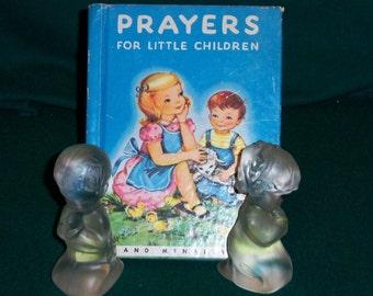 Fenton Praying Children and 1949 Prayers for Children