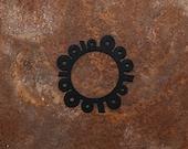 Binary Bracelet // Black