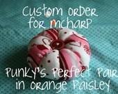 Custom Order for mcharp