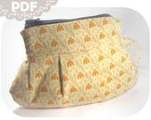 PDF Pleated Pouch Tutorial