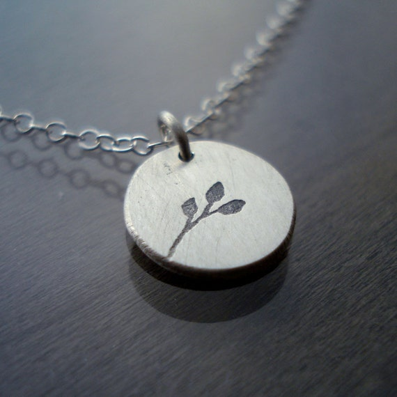 Tiniest Branch Necklace