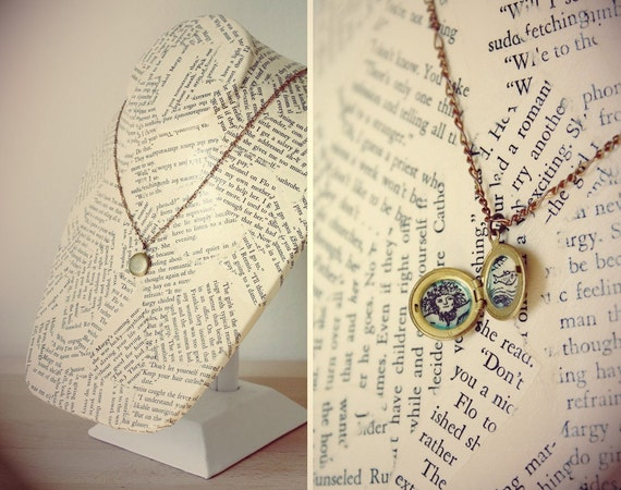 Tiny Sea King Locket