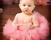 New Baby Infant Cute Custom Boutique Sewn Tutu 0-24m 2T You Choose Color/Size Tutu Guru Birthday Photo Prop