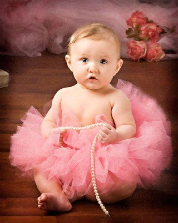 New Baby Infant Cute Custom Boutique Sewn Tutu 0-24m 2T You Choose Color/Size Tutu Guru Birthday Photo Prop